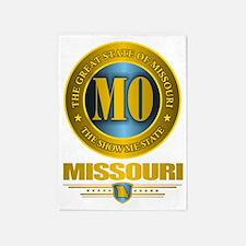 Missouri Gold 5'x7'Area Rug