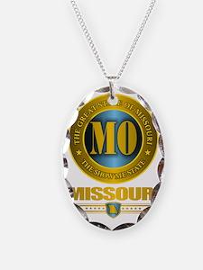 Missouri Gold Necklace