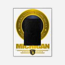 Michigan Gold Picture Frame