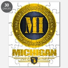 Michigan Gold Puzzle