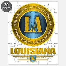 Louisiana Gold Label Puzzle
