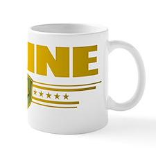 Maine Gold Label (P) Mug