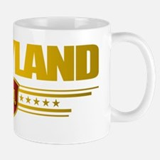 Maryland Gold Label (P) Mug