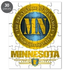 Minnesota Gold Label Puzzle