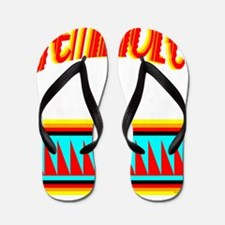 SEMINOLE INDIAN Flip Flops
