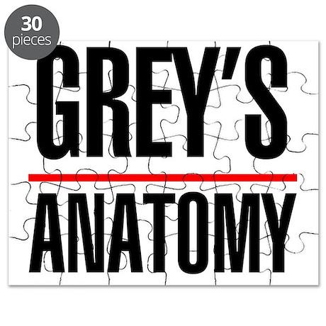 Greys Anatomy Puzzle