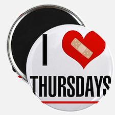 I Love Thursdays Magnet