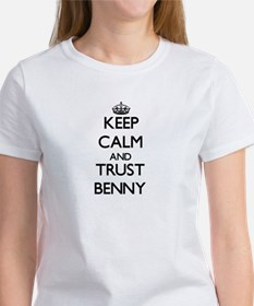 Keep Calm and TRUST Benny T-Shirt