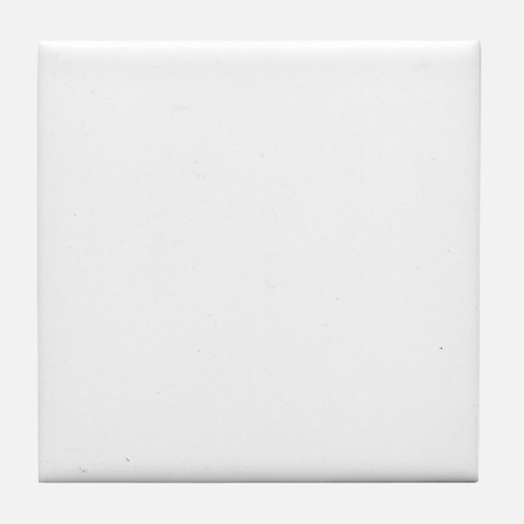 Light Weight Baby! Tile Coaster