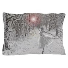 The Snow Queen Pillow Case