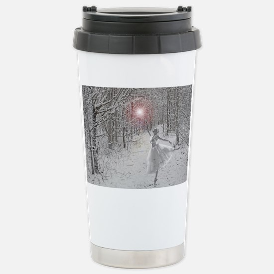 The Snow Queen Stainless Steel Travel Mug