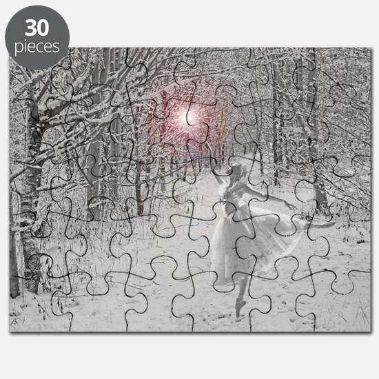The Snow Queen Puzzle