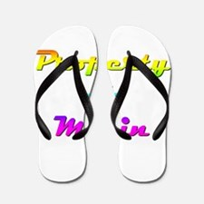 Property Of Marin Female Flip Flops