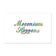 The Meconium Posters