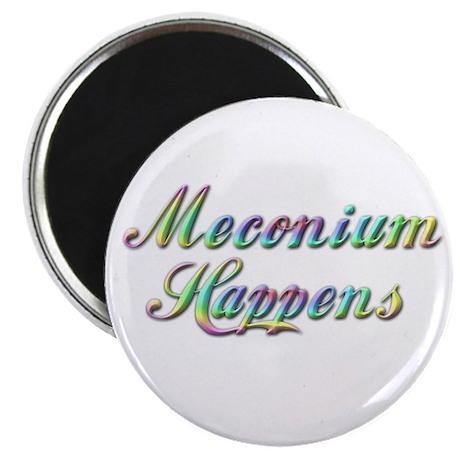 """The Meconium 2.25"""" Magnet (10 pack)"""