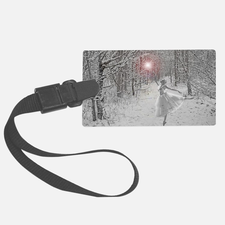 The Snow Queen Luggage Tag