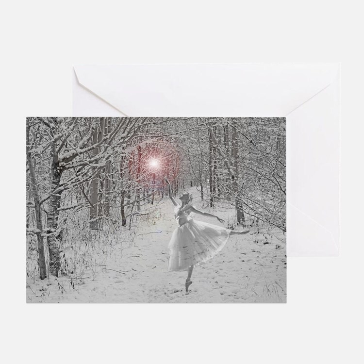 The Snow Queen Greeting Card
