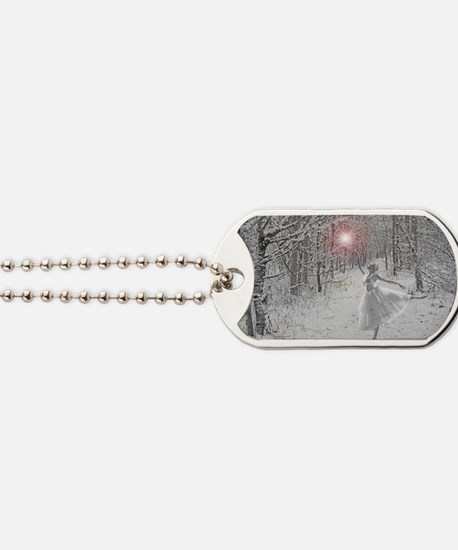The Snow Queen Dog Tags