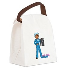 X-ray Tech Canvas Lunch Bag