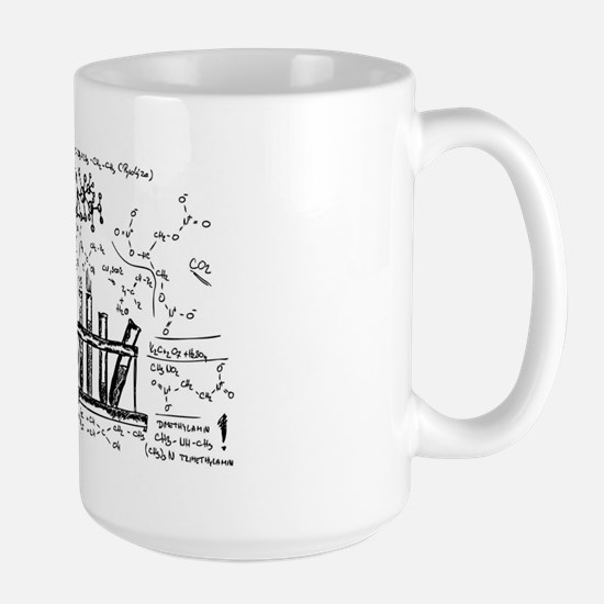 Organic Chemistry Large Mug