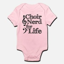 Choir Nerd for Life Infant Bodysuit