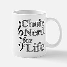 Choir Nerd for Life Mug