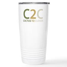 Cactus to Clouds Travel Mug
