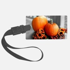 Autumn Daze Luggage Tag