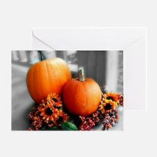 Autumn Daze Greeting Card