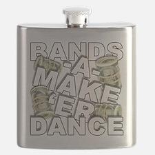 BANDS A MAKE 'ER DANCE Flask