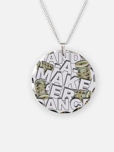 BANDS A MAKE 'ER DANCE Necklace