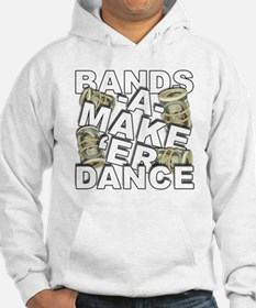 BANDS A MAKE 'ER DANCE Jumper Hoody