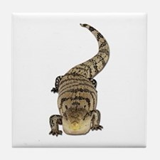 Blue Tongue Skink Tile Coaster