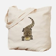 Blue Tongue Skink Tote Bag