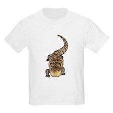 Blue Tongue Skink Kids T-Shirt