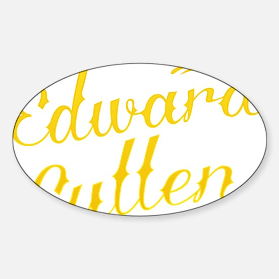 Edward Sticker (Oval)