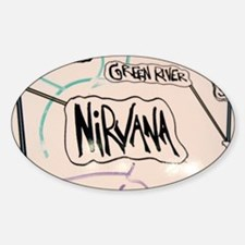 Nirvana Decal