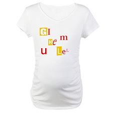 Ransom Note Ukulele Shirt