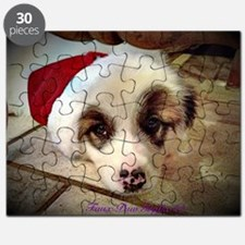 Christmas Pyrenees Puzzle