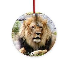 LION KING 1 Round Ornament