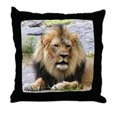 LION KING 1 Throw Pillow