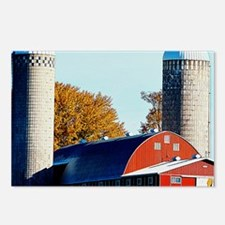 Rural farm Postcards (Package of 8)