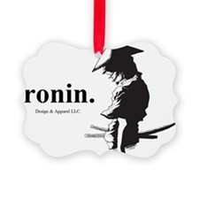 Ronin Ornament