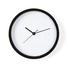 Lies and Legends Lineman Wall Clock