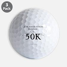 50k design Golf Ball