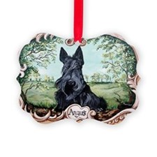 Scottish Terrier Angus Ornament