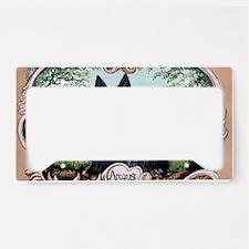 Scottish Terrier Angus License Plate Holder