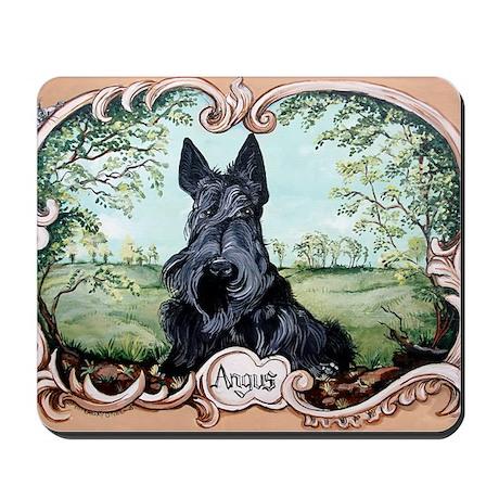 Scottish Terrier Angus Mousepad