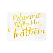 Edward Ruffles My Feathers 5'x7'Area Rug