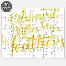 Edward Ruffles My Feathers Puzzle